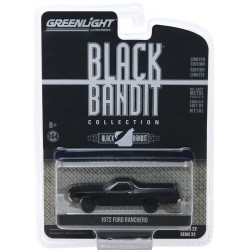 Greenlight Black Bandit Series 22 - 1972 Ford Ranchero