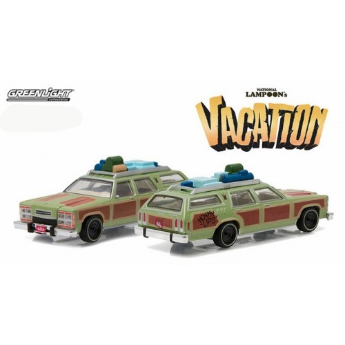Hollywood Series 13 - Wagon Queen Family Truckster