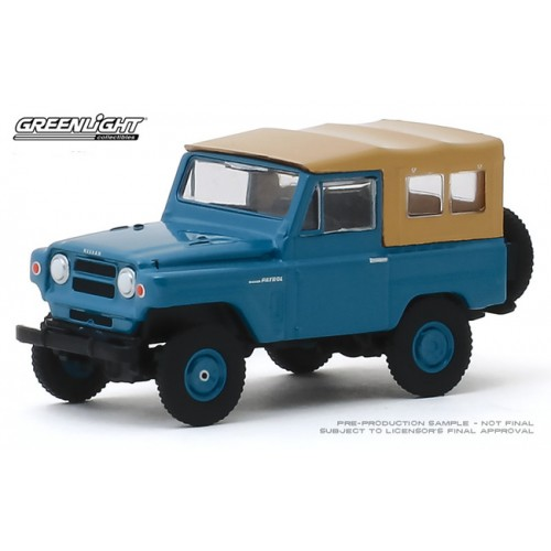 Greenlight All-Terrain Series 9 - 1968 Nissan Patrol
