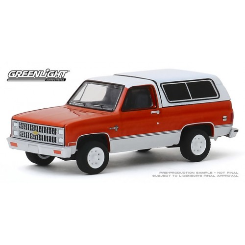 Greenlight All-Terrain Series 9 - 1981 Chevy K5 Blazer