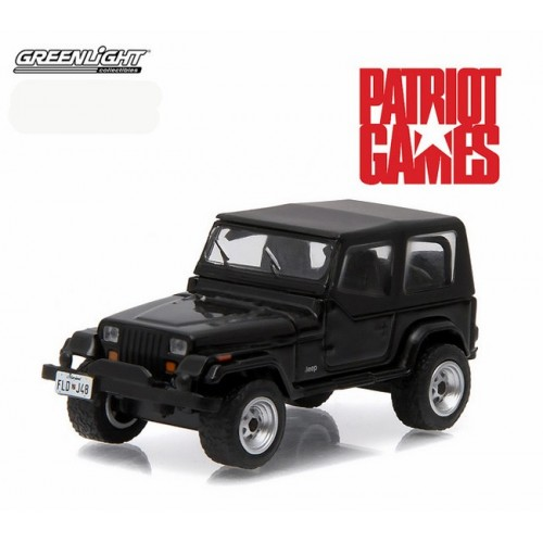 Hollywood Series 13 - 1987 Jeep Wrangler YJ