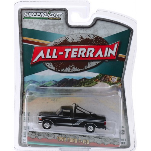 Greenlight All-Terrain Series 9 - 1972 Ford F-150
