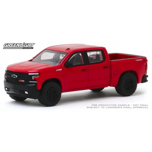 Greenlight All-Terrain Series 9 - 2019 Chevy Silverado Trail Boss