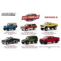 Greenlight All-Terrain Series 9 - Six Truck Set
