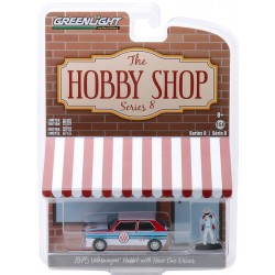 Greenlight The Hobby Shop Series 8 - 1975 Vollkswagen Rabbit