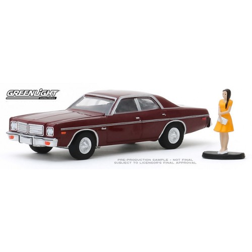 Greenlight The Hobby Shop Series 8 - 1976 Dodge Coronet