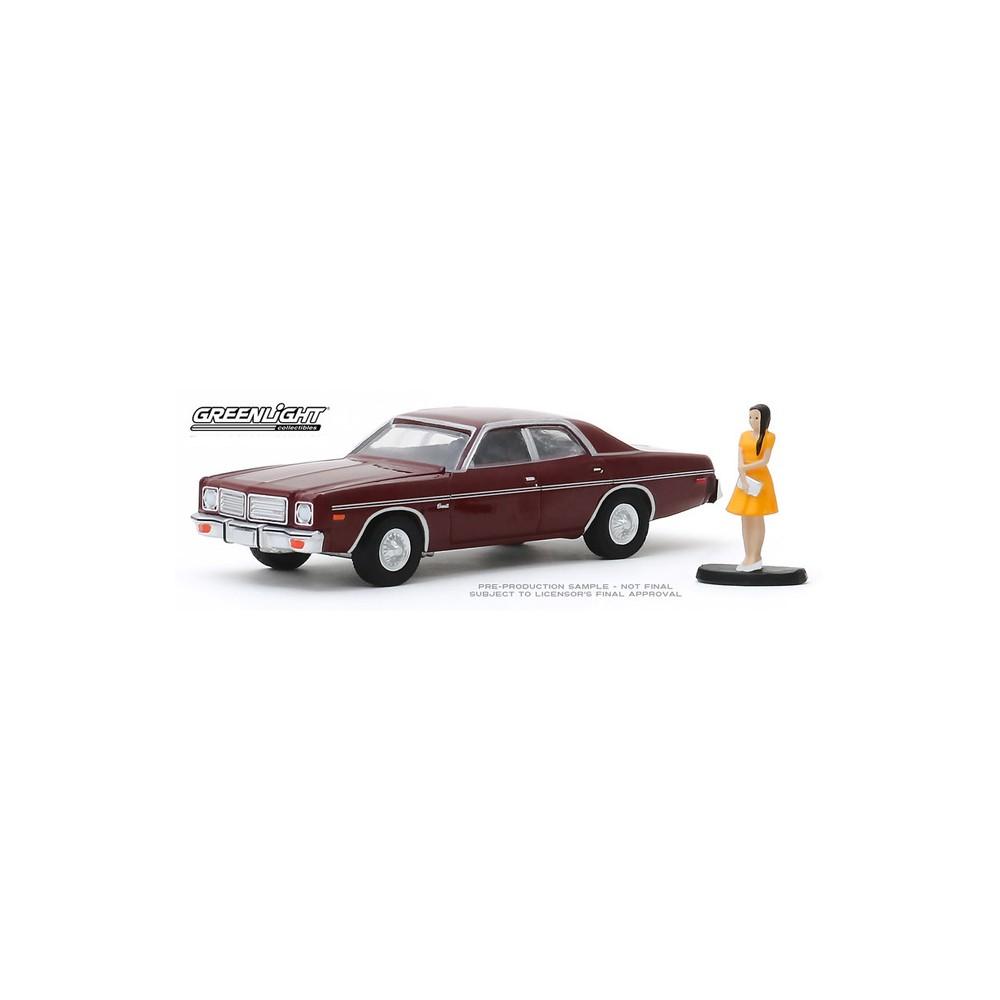 Greenlight The Hobby Shop Series 8 - 1976 Dodge Coronet
