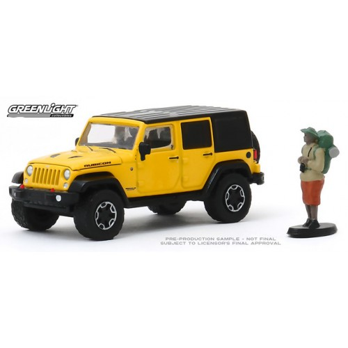 Greenlight The Hobby Shop Series 8 - 2015 Jeep Wrangler Unlimited