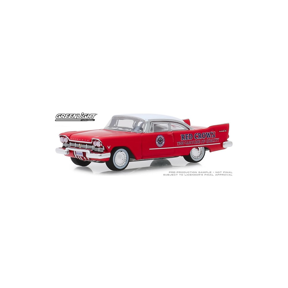 Greenlight Running on Empty Series 9 - 1957 Plymouth Savoy