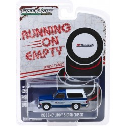 Greenlight Running On Empty Series 9 - 1983 GMC Jimmy Sierra Classic