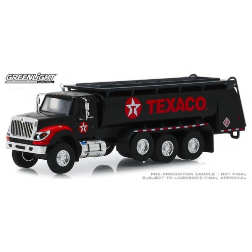 Greenlight S.D. Trucks Series 8 - 2018 International WorkStar Tanker Truck Texico