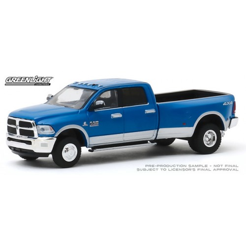 Greenlight Dually Drivers Series 3 - 2018 RAM 3500 Dually Harvest Edition