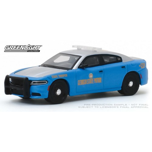Greenlight Hot Pursuit Series 33 - 2017 Dodge Charger