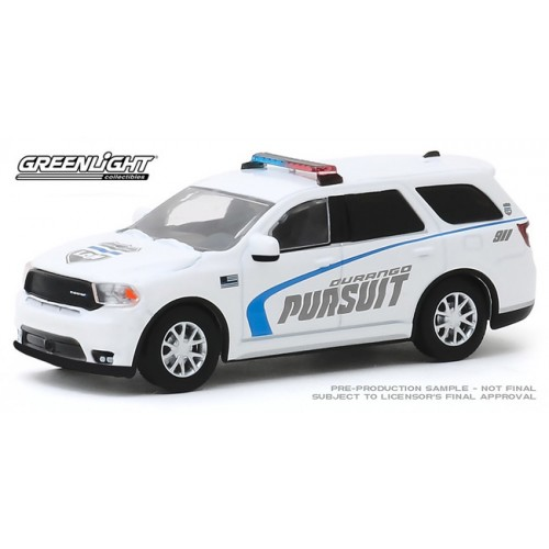 Greenlight Hobby Exclusive - 2019 Dodge Durango Pursuit Police