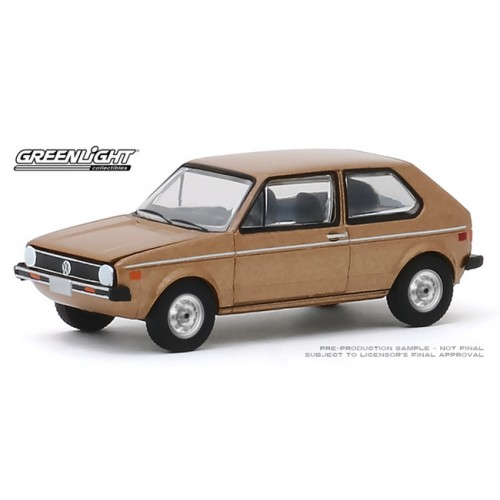 Greenlight Hobby Exclusive - 1977 Volkswagen Rabbit