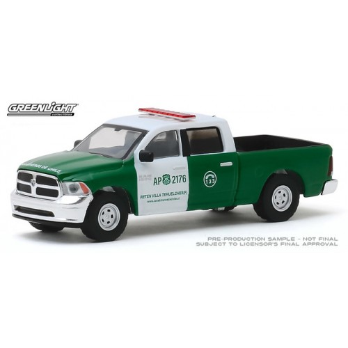 Greenlight Hobby Exclusive - 2014 RAM 1500 Police