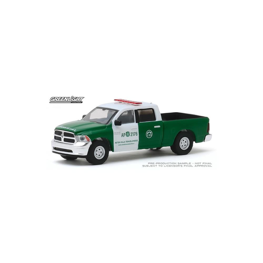Greenlight Hobby Exclusive - 2014 RAM 1500 Police