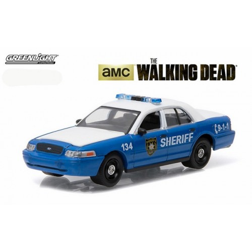 Hollywood Series 13 - Ford Crown Victoria Police Interceptor