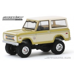 Greenlight Hobby Exclusive - 1976 Ford Bronco Colorado Gold Rush