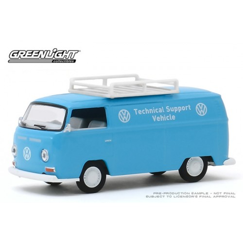 Greenlight Club V-Dub Series 10 - 1971 Volkswagen Type 2 Panel Van