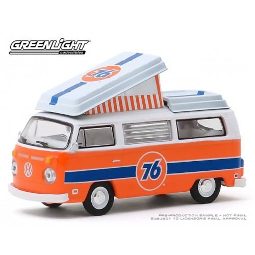Greenlight Club V-Dub Series 10 - 1973 Volkswagen Westfalia Campmobile