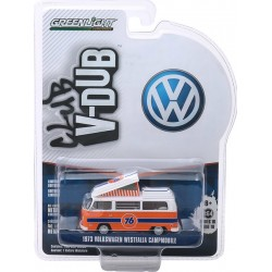 Greenlight Club V-Dub Series 10 - 1973 Volkswagen Westfalia Campmobile
