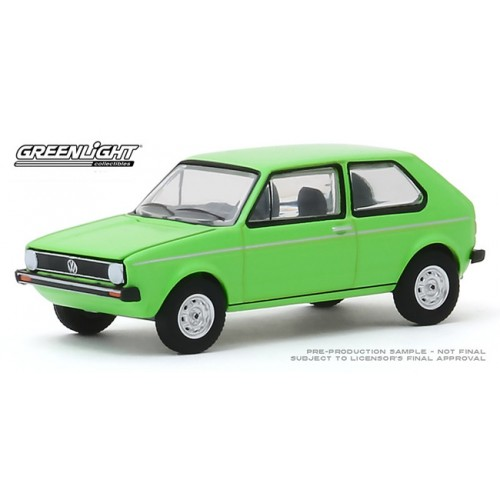 Greenlight Club V-Dub Series 10 - 1975 Volkswagen Rabbit