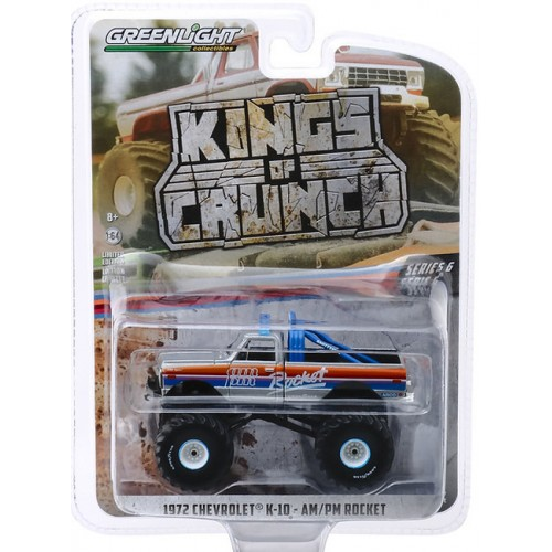 Greenlight Kings of Crunch Series 6 - 1972 Chevy K-10 Rocket