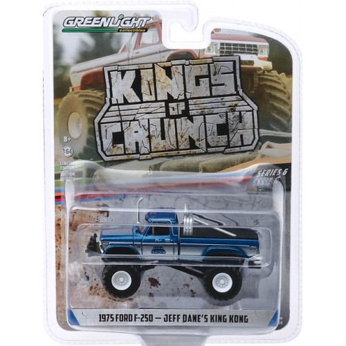 Greenlight Kings of Crunch Series 6 - 1975 Ford F-250 King Kong