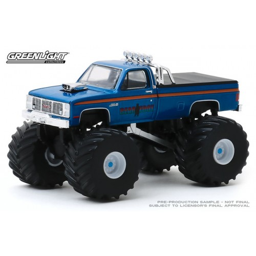 Greenlight Kings of Crunch Series 6 - 1985 GMC High Sierra 2500 Bear Foot