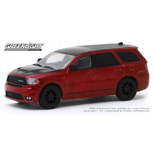 Greenlight Hobby Exclusive - 2018 Dodge Durango SRT Limited Edition  Octane Red
