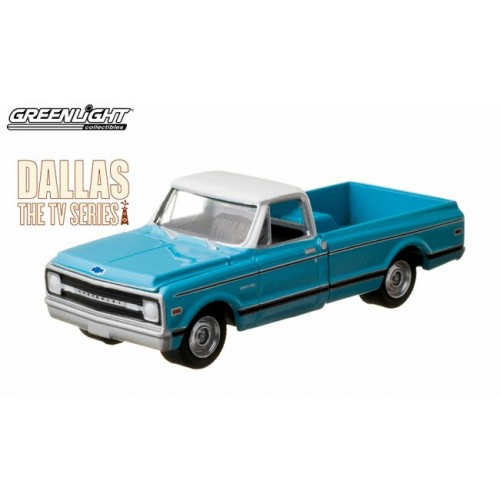 Hollywood Series 6 - 1970 Chevrolet C-10 Pickup Truck