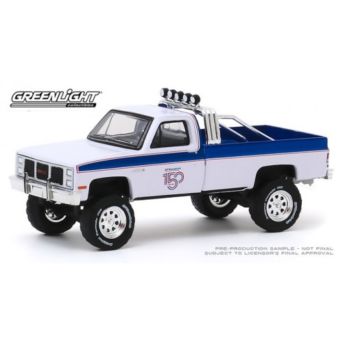 Greenlight Anniversary Collection Series 10 - 1985 GMC K-2500