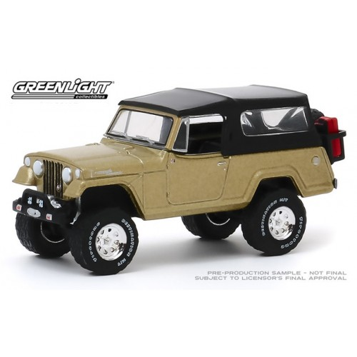 Greenlight Anniversary Collection Series 10 - 1966 Jeep Jeepster Commando