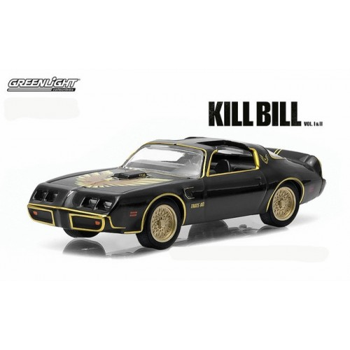 Hollywood Series 10 - 1979 Pontiac Firebird Trans AM