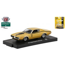 M2 Machines Drivers Release 63 - 1971 Dodge Charger R/T