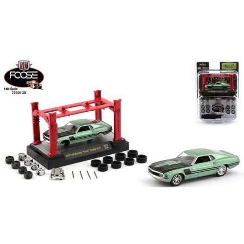 M2 Machines Model-Kits Release 29 - 1970 Ford Mustang Foose Design
