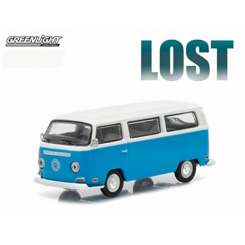 Hollywood Series 12 - 1971 Volkswagen Type 2 Bus
