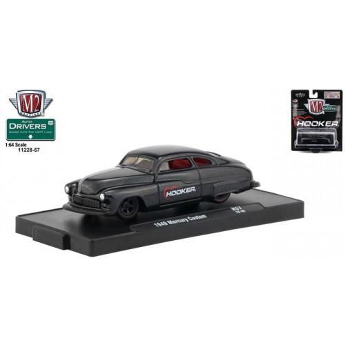 M2 Machines Drivers Release 57 - 1949 Mercury Custom