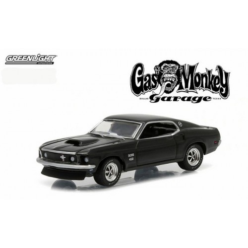 Hollywood Series 12 - 1969 Ford Mustang BOSS 429