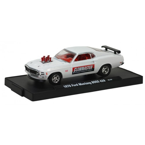 M2 Machines Drivers Release 18 - 1970 Ford Mustang BOSS 429