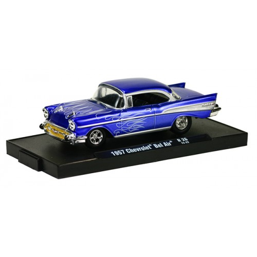 M2 Machines Drivers Release 26 - 1957 Chevrolet Bel Air