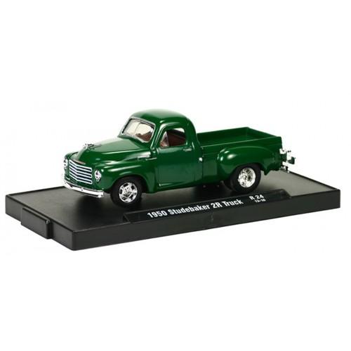M2 Machines Drivers Release 24 - 1950 Studebaker 2R Truck