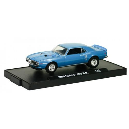 M2 Machines Drivers Release 24 - 1968 Pontiac Firebird 400 H.O.
