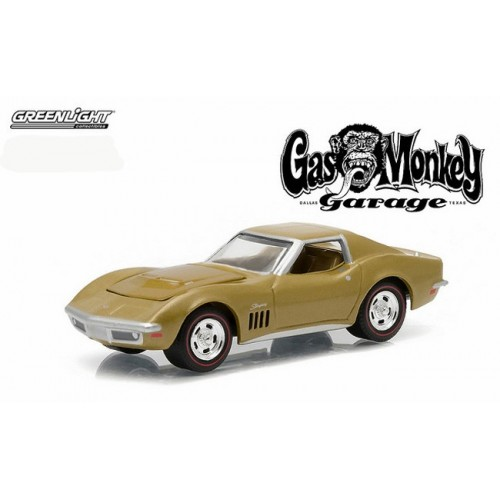Hollywood Series 12 - 1969 Chevy Corvette