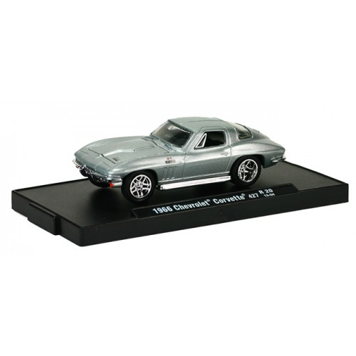M2 Machines Drivers Release 20 - 1966 Chevrolet Corvette 427