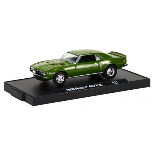 M2 Machines Drivers Release 19 - 1968 Pontiac Firebird 400 H.O.