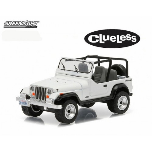 Hollywood Series 12 - 1994 Jeep Wrangler YJ