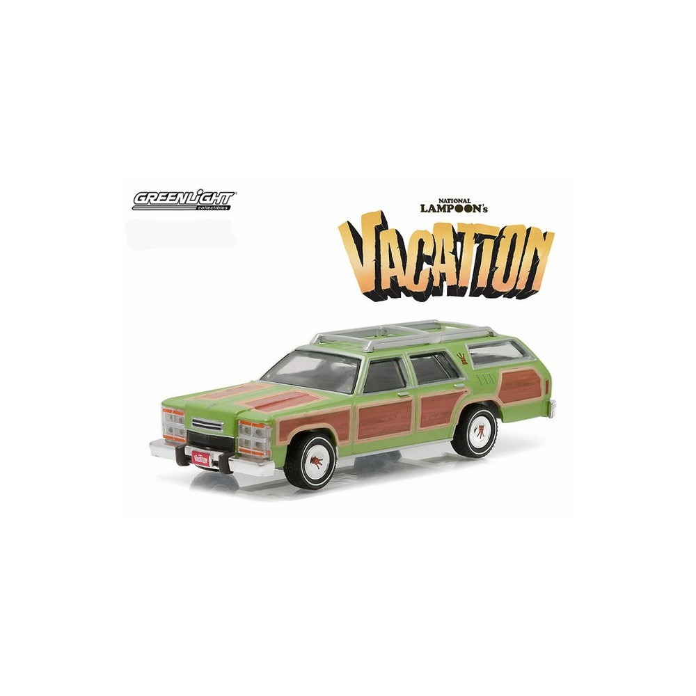 Hollywood Series 12 - Wagon Queen Family Truckster