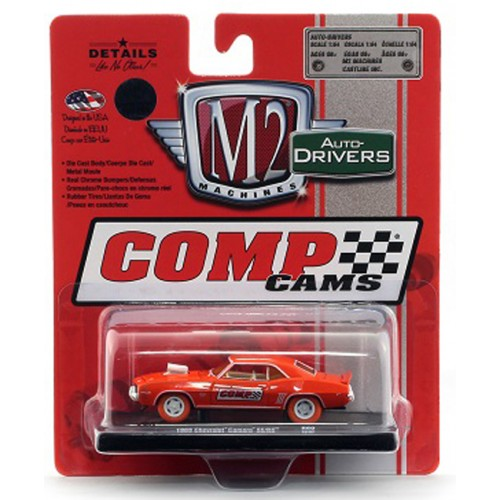 M2 Machines Drivers Release 60 - 1969 Chevy Camaro SS/RS CHASE VERSION